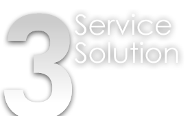 3 Service Solution